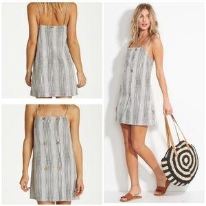 Billabong 'Suit Up' Mini Dress